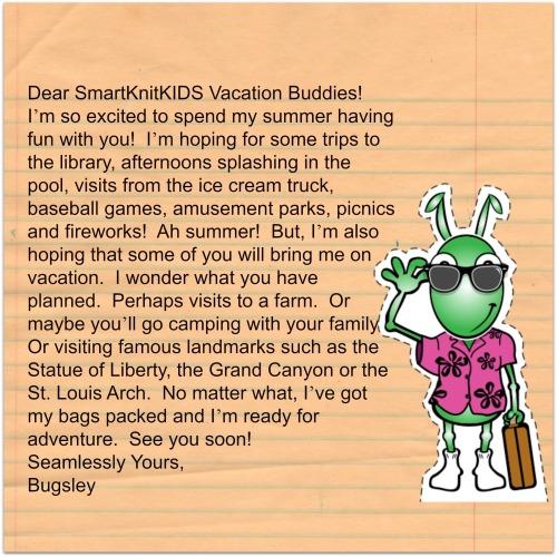 Bugsley Letter